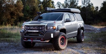 GMC Reveals Canyon AT4 OVRLANDX Off-Road Concept