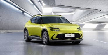 The Genesis GV60 Electric Crossover Has Arrived