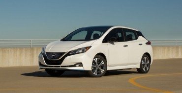 2022 Nissan Leaf Gets Price Tag in Canada