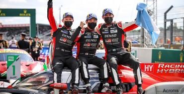 Toyota Wins First Hypercar-Era Le Mans