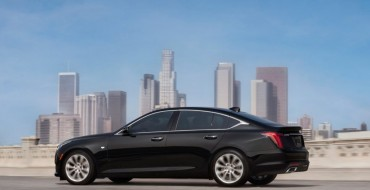 Cadillac CT5 Tops Its Segment in 2021 APEAL Study