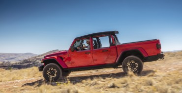 2021 Jeep Gladiator Is Available With New Half Doors