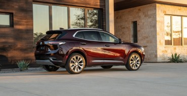 4 of the Coolest Features on the 2022 Buick Envision