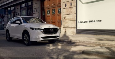 Here's What's New on the 2022 Mazda CX-5