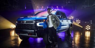 Celebs Help Chevrolet Launch First-Ever Silverado ZR2
