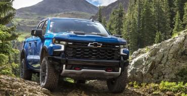 2022 Chevrolet Silverado Gains Increased Diesel Towing Capacity