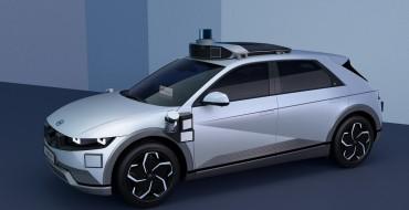 Hyundai, Motional Transform Ioniq 5 into Electric Robotaxi