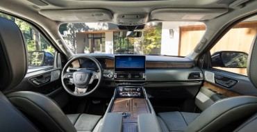 2022 Lincoln Navigator Black Label Adds Two New Themes