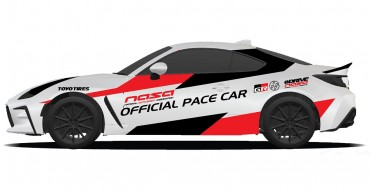 New Toyota GR 86 is the Official NASA Pace Car