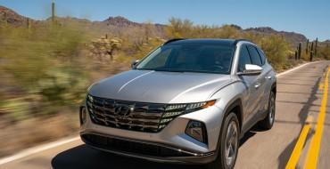 2022 Hyundai Tucson Hybrid Overview