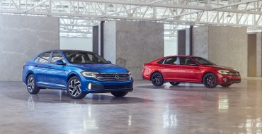 2022 VW Jetta & GLI Get Updated Styling and New Engines
