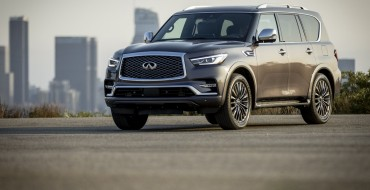 6 of the Coolest Features on the 2022 Infiniti QX80