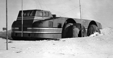A Look Back at the RV That Took On Antarctica