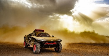 Audi RS Q e-tron Rally Car Undergoes Grueling Morocco Test
