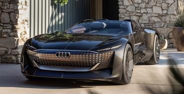 Audi Unveils Skysphere Concept: The 1st of 3 Futuristic Models
