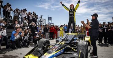 Honda Wins 10th IndyCar Manufacturers' Title