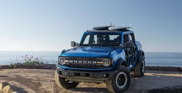 Ford Bronco Riptide is Ready for a Day at the Beach