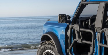 Yep, the Ford Bronco Everglades Will Have a Snorkel: Report