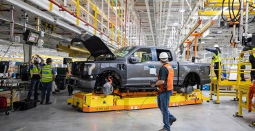 Ford Adds $250M, 450 Jobs to Boost F-150 Lightning Production