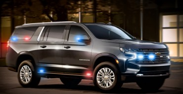 GM Gets $36.4M Government Contract for Heavy-Duty Suburbans