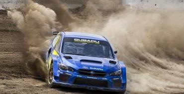 Subaru Announces 2021 Nitro Rallycross Lineup and Schedule
