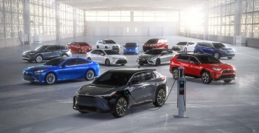 Toyota Invests $3.4 Billion in U.S. Battery Production
