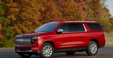 Full-Size SUV Sales Shine for GM in Third Quarter