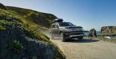 [Photos] 2022 Ford Expedition Gets BlueCruise, Timberline Trim