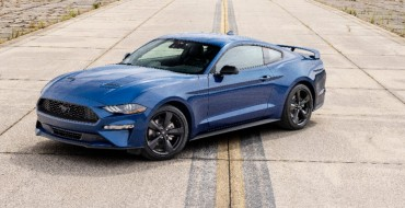 [Photos] 2022 Ford Mustang Gets New Stealth Edition Package