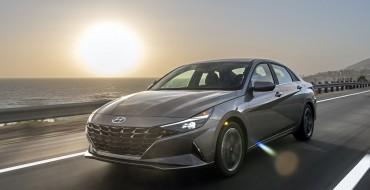 Hyundai Elantra Hybrid Named Year's Best Value in Motor1.com Star Awards