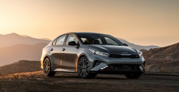Kia Introduces New Design and Tech Updates for 2022 Forte