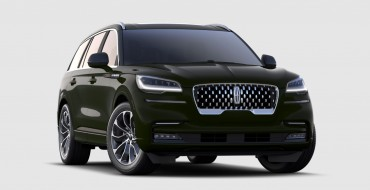 2022 Lincoln Aviator Launches in Canada with Small Price Hike