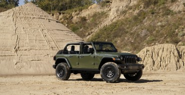 Jeep Reveals 2022 Wrangler Willys With Xtreme Recon Package