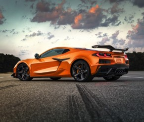 5 of the Coolest Features on the 2023 Chevrolet Corvette Z06