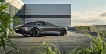 Audi Debuts Grandsphere Concept: The 2nd of 3 Futuristic Models