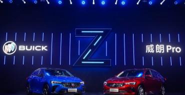 Buick Introduces Premium Verano Pro Sedan in China