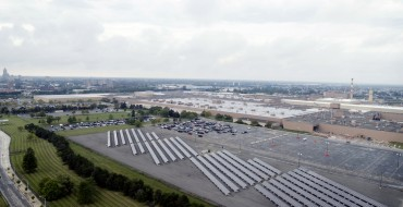 GM on Pace to Hit Renewable Energy Goal 5 Years Early