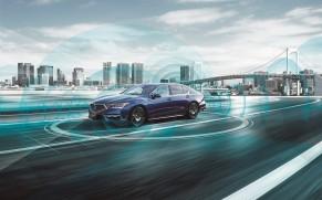 New Honda Sensing 360 System Features Omni-Directional Sensors