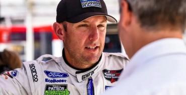 Joey Hand Makes NASCAR Cup Series Debut at Charlotte