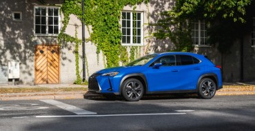 2022 Lexus UX 250h AWD F SPORT Special Edition Comes to Canada