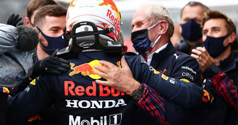 How Honda and Red Bull Will Continue Collaborating After 2021