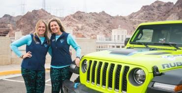 Jeep Wrangler 4xe Wins 2021 Rebelle Rally