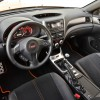 2013 WRX STI interior