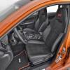2013 WRX STI seats