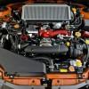 WRX STI Engine