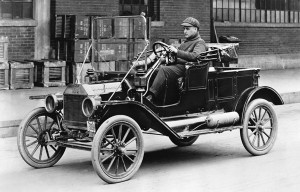 Birthplace of the Model T