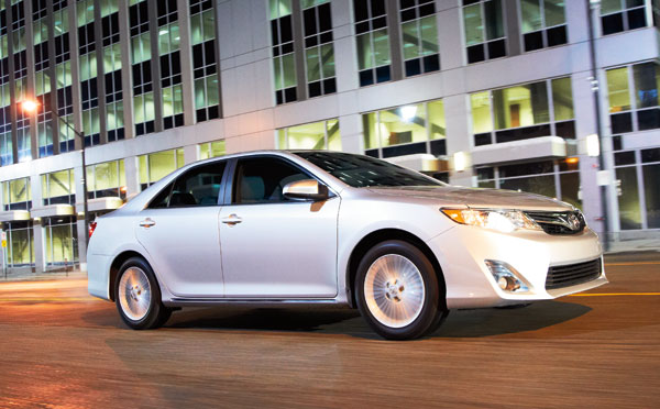 Toyota Recalls 6.4 million vehicles, including the Camry