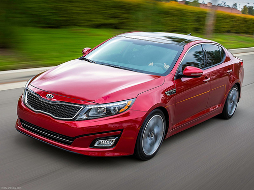High Performance Kia Optima