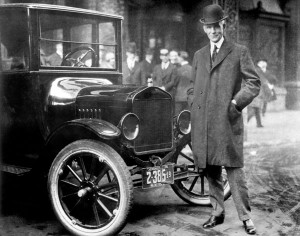 Ford's 100 Years