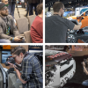 The News Wheel staff covering the 2018 Chicago Auto Show